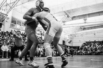 285#, Blake Gillis, Division III Championships, NCAA, Ryan Allen, sports, wrestling