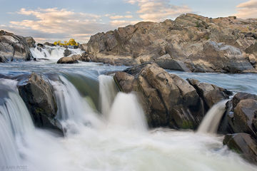 waterfall, waterfalls, Potomac River, Potomac, Virginia, Great Falls National Park, Great Falls
