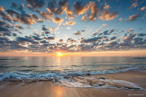 St. Augustine Beach Sunrise print