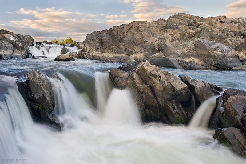 Potomac River Waterfalls