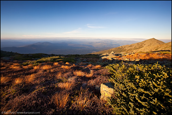 Mount Madison, Mount Adams, White Mountain National Forest, White Mountains, New Hampshire, Presidential Range